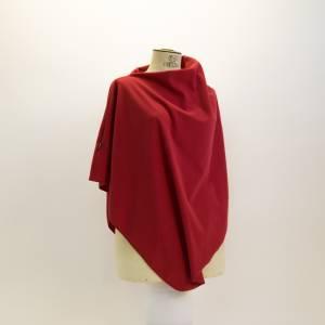rouge h micro portée couture épaule