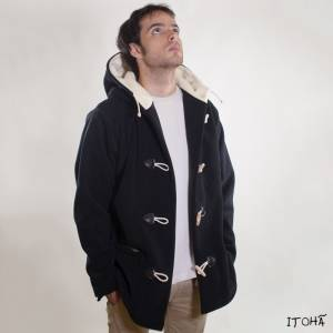 Hooded Brandenburg Jacket
